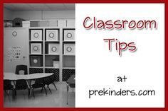 Tips to help get your preschool started on the right foot!
