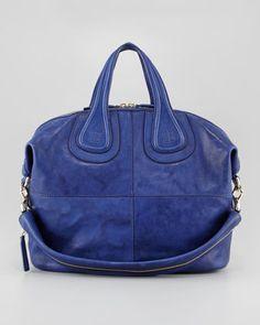 5854d092b3 Givenchy Nightingale Medium Zanzi Satchel Bag