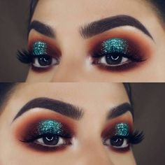 In order to enhance your eyes and also increase your natural beauty, using the very best eye make-up recommendations will help. You want to be sure you put on make-up that makes you look even more beautiful than you already are. Eye Makeup Tips, Makeup Goals, Glam Makeup, Makeup Inspo, Beauty Makeup, Hair Makeup, Makeup Ideas, Makeup Eyebrows, Eyeliner