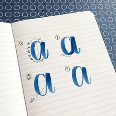The biggest handlettering mistake you may be making, and how to fix it!