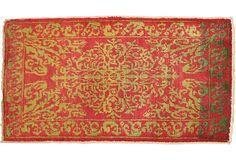 "Small Antique Sivas Rug, 1'6"" x 2'8"" on OneKingsLane.com"