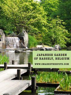 Japanese Garden of Hasselt, Belgium - S Marks The Spots Blog