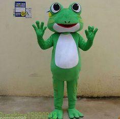 frog mascot costume - Google Search