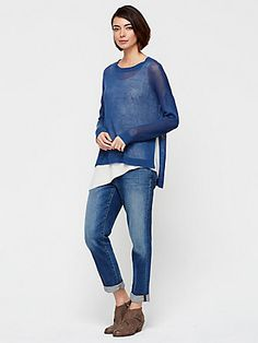 EILEEN FISHER: Travel Ready