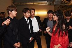 Every Photo You Need of BTS at the 2017 BBMAs | Billboard Music Awards