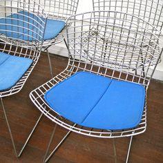 Bertoia Side Chairs Set Of 4