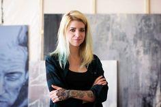 Andrea Kopecká (po otvorení odkazu si s ňou môžete prečítať aj rozhovor)