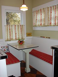 kitchen booths - Bing images