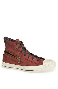 Converse by John Varvatos Chuck Taylor® Zip Sneaker available at #Nordstrom