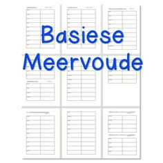 Copy of MEERVOUDE EN VERKLEINWOORDE | Homeschooling | Pinterest