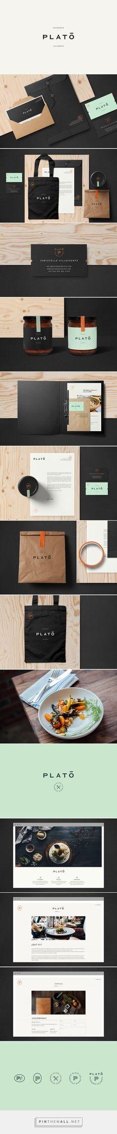 Plató Foodie Lifestyle Branding by Treceveinte | Fivestar Branding Agency – Design and Branding Agency & Curated Inspiration Gallery