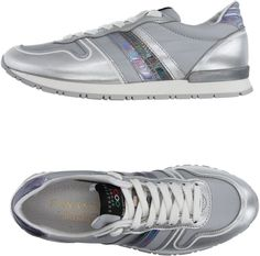 SERAFINI SPORT Sneakers Athletic Women, Athletic Shoes, Fitness, Sneakers, Animal, Interior, Fashion, Grey Colors, Logos
