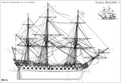 16th, 17th and 18th Century Ship Blueprints