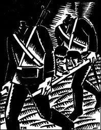 war - Art of the First World War - 93 - Frans Masereel Linocut Prints, World War I, Wwi, First World, Otto Dix, Berlin, Museum, Japan, Etchings