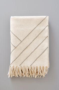 Blanket - Stella Lines Gray