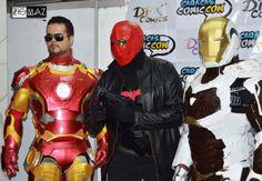 ZigmaZ en la Caracas Comic Con 2015 (Parte 2)