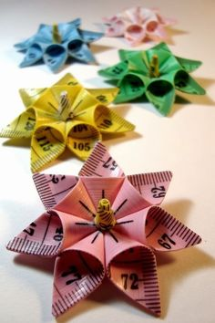 . . . . . How to Recycle: Recycling Plastic Measuring Tape