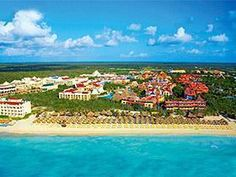 Iberostar Paraiso Maya All Inclusive Beach Hotel In Playa Del Carmen Riviera Enjoy The Caribbean With Ocean Views Close To