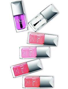 #spring #trends nail polish