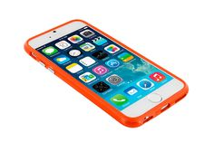 Transparent Bumper Frame Over- mold Hybrid Protector Cases for iPhone 6 Plus (5.5) | Lagoo Tech