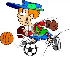 Le gusta jugar deportes