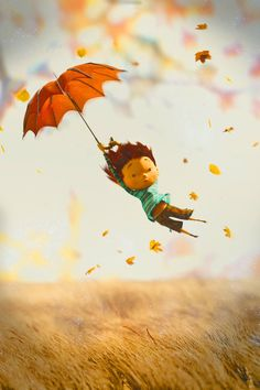 Windy Day, Warren Bahler on Weather For Kids, Windy Weather, Windy Day, Cartoon Images, Cartoon Styles, Rain Cartoon, Landscape Clipart, Rain, Top