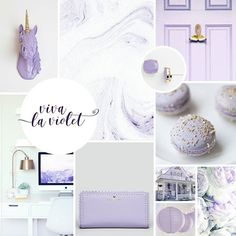 Make a Moodboard Free Templates) ⋆ Viva la Violet Brochure Design, Branding Design, Branding Ideas, Identity Branding, Corporate Design, Visual Identity, Layout Template, Templates, Website Design