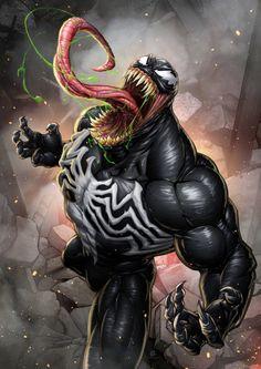 Venom by PatrickBrown   Venom by PatrickBrown  https://ift.tt/2rrfH7Z