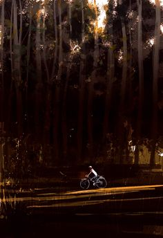 The Sunday Trip comes to an end.  #pascalcampionart