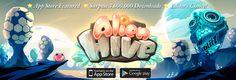 Appxplore   Games Development Studio   Alien Hive Alien Hive, Mobile Game Development, App Store Google Play, Studio, Games, Studios, Gaming, Plays, Game