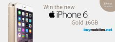 Get The New iphone Iphone 6 Gold, New Iphone, Apple Iphone 6, Free Iphone 6