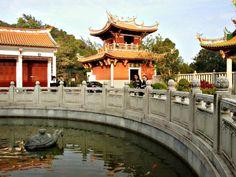 Templo A-Má, Coloane, Macau, China