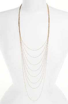 Rachel Layered Chain Necklace | Nordstrom