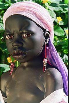 Philip Heath Doll, African Jewel