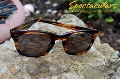 Vintage American Sunglasses. Still made in the USA, Now available Globally. The Bradford by Spectaculars USA