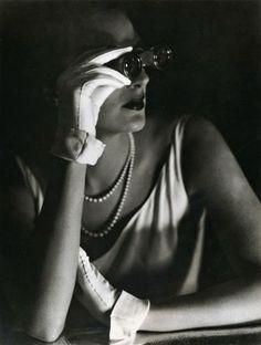 Agneta Fischer by George Hoyningen Huene