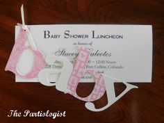 The Partiologist: Baby Shower - Quilt