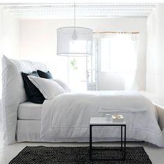 T te de lit housser pam 2 largeurs am pm prix avis notation livr - Tete de lit la redoute am pm ...