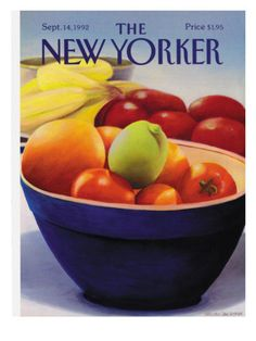 Gretchen Dow Simpson, favorite NYer cover
