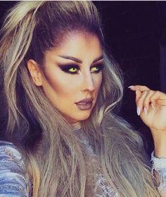 Warewolf makeup