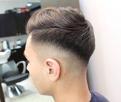 gutierstudio-mid-drop-fade-side-part-hairstyles-for-men mens hairstyles #menshairstyles #menshaircuts #haircuts #hairstylesformen #menshairstyles2017 #haircutsformen #coolhaircuts #newhaircuts #modernhaircuts #haircuts2017 #shorthaircuts