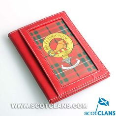 Clan Crest Notebook