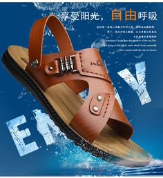 VISIT --> http://playertronics.com/products/2016-summer-new-trend-of-casual-mens-sandals-breathable-leather-sandals-and-slippers-sandals-dual/ http://playertronics.com/products/2016-summer-new-trend-of-casual-mens-sandals-breathable-leather-sandals-and-slippers-sandals-dual/