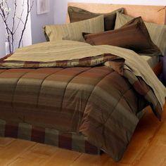 Found it at Wayfair - WestPoint Home Chevron 7 Piece Bed in a Bag Set
