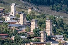 Mestia, Georgia