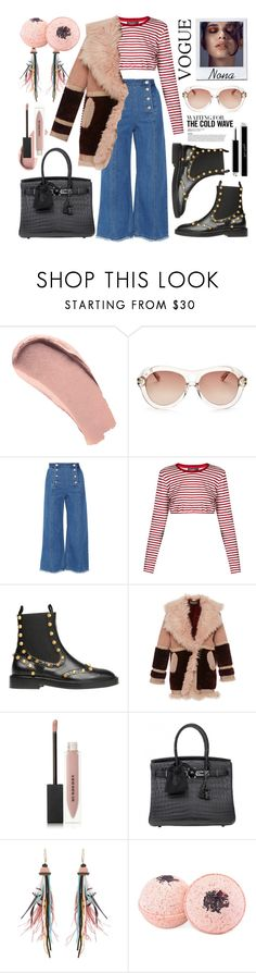 """""""Slay everyday!"""" by delunaray ❤ liked on Polyvore featuring Burberry, Tom Ford, Steve J & Yoni P, Dolce&Gabbana, Balenciaga, Roberto Cavalli, Hermès and Etro"""