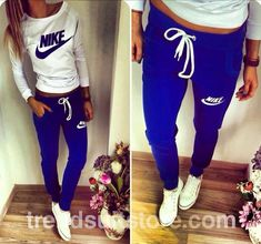 Want a pair of Nike sweats like this