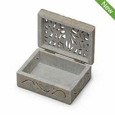 Stone Tree of Life Keepsake Box $19.95
