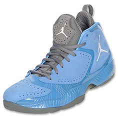 """The Jordan 2012 Men's Basketball Shoes features a redesigned seamless upper with a more """"tech"""" feel. Flywire is used all over the shoe for superior support and stability. The midsole adopts a unique scarred detailing for texture and style."""