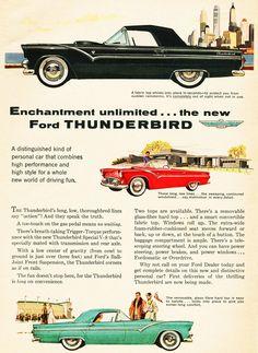 Ford Thunderbird, Ford Motor Company, Car Ford, Ford Trucks, Pub Vintage, Vintage Coke, Vintage Logos, Retro Logos, Vintage Metal